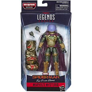Amazing Spider-Man Marvel Legends Marvel's Mysterio 6-inch Action Figure (Wave 12)