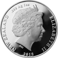 2018 NZ 50c Armistice Poppy 1oz Silver Proof