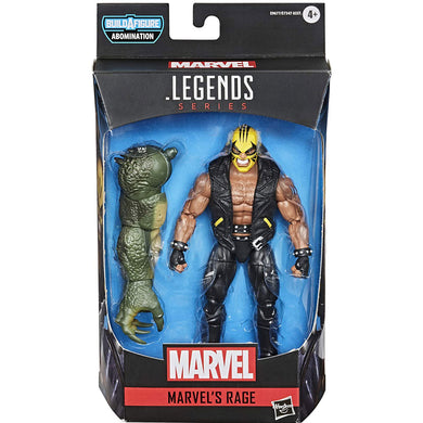 Avengers Video Game Marvel Legends - Rage Action Figure