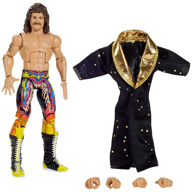 WWE Elite 6 inch Action Figure - Rick Rude 1988-era