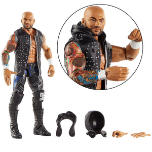 WWE Elite Series 80 Ricochet 6-inch Action Figure