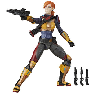 GI Joe Classified - Scarlett 6-Inch Action Figure