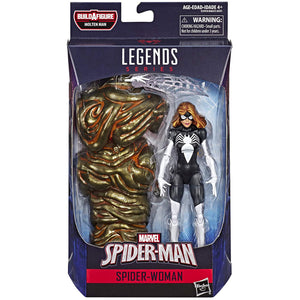 Amazing Spider-Man Marvel Legends Spider-Woman 6-inch Action Figure (Wave 12)