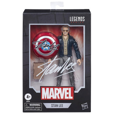 Marvel Legends - Stan Lee 6 inch Action Figure