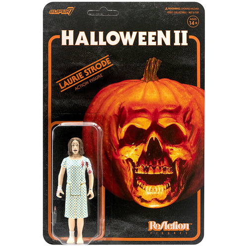 Halloween 2 Laurie Strode 3 3/4-Inch ReAction Figure