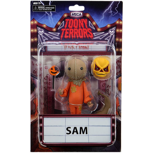 Toony Terrors S4 - Trick r Treat - Sam 6 inch Action Figure