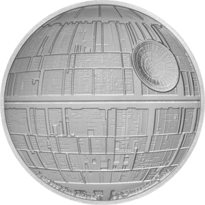 2020 Niue $2 Death Star 1oz Silver Proof