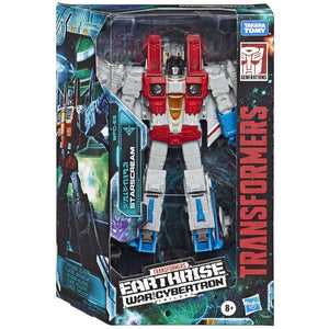 Transformers War for Cybertron Earthrise - Starscream 7 inch Action Figure