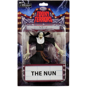 Toony Terrors S3 - The Conjuring - The Nun 6 inch Action Figure