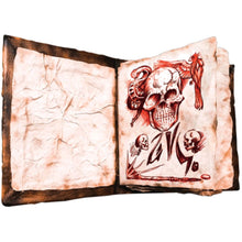 Evil Dead 2 - Necronomicon Replica with Printed Pages