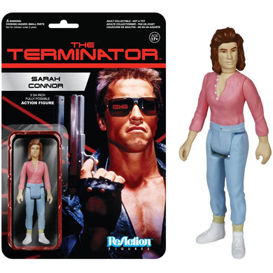 Terminator - Sarah Connor ReAction Figure