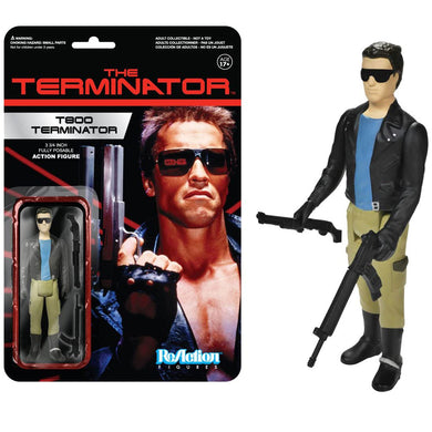 Terminator - T-800 Terminator ReAction Figure