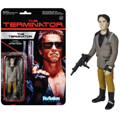 Terminator - The Terminator One ReAction Figure