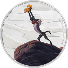 2019 Niue $2 The Lion King 1oz Silver Proof Collection