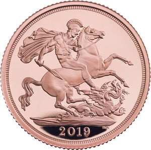 2019 UK Gold Sovereign Proof