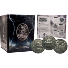 Universal Monsters Collector Medals & Album