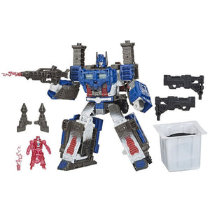 Transformers Generations War for Cybertron Trilogy Leader Ultra Magnus