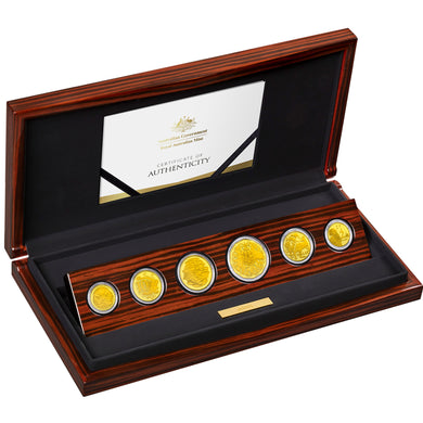 2017 Gold Proof Set