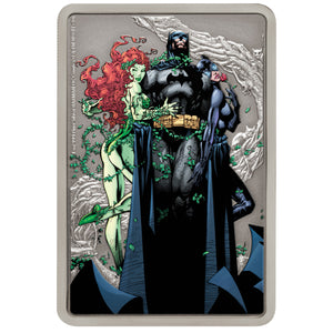 2020 Niue $2 Caped Crusader - Vixens 1oz Silver Proof