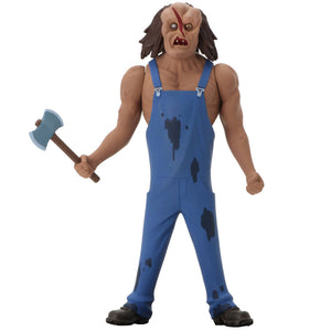 Toony Terrors S4 - Hatchet - Victor Crowley 6 inch Action Figure