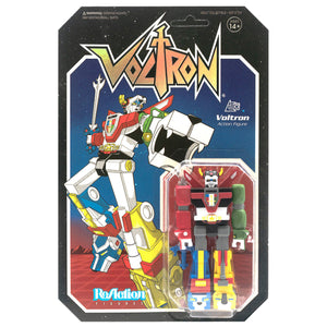 Voltron 3.75 Inch ReAction Figure