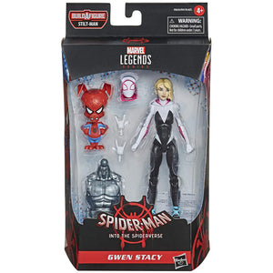Marvel Legends Spider-Man Wave 1 Gwen Stacy and Peter Porker 6-inch Action Figure