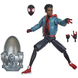 Marvel Legends Spider-Man Wave 1 Miles Morales 6-inch Action Figure
