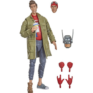 Marvel Legends Spider-Man Wave 1 Peter B. Parker 6-inch Action Figure