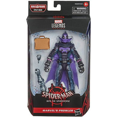 Marvel Legends Spider-Man Wave 1 Prowler 6-inch Action Figure