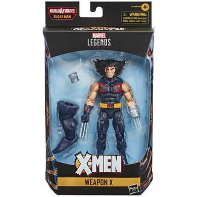 Marvel Legends – Age of Apocalypse 6 inch Weapon X Action Figure