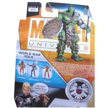 Marvel Universe World War Hulk 3.75 Inch Action Figure