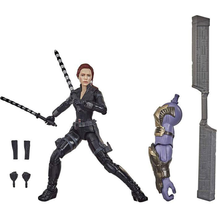 Marvel Legends Avengers Endgame: Black Widow 6-inch Scale Figure