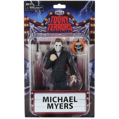 Toony Terrors S5 – Halloween 2 Bloody Tears Michael Myers 6 inch Action Figure