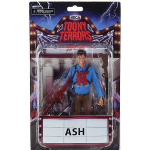 Toony Terrors S5 – Evil Dead 2 Bloody Ash 6 inch Action Figure