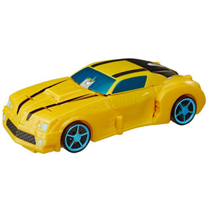 Transformers Cyberverse Ultra Wave 8 Bumblebee Action Figure