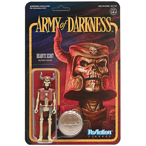 Army of Darkness Deadite Scout 3 3/4-Inch ReAction Figure