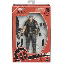 Marvel Legends Deadpool Movie: Cable 6-inch Scale Figure