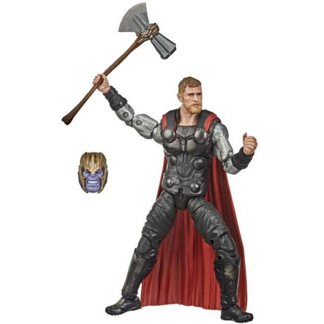 Marvel Legends Avengers Endgame: Endgame Thor 6-inch Scale Figure