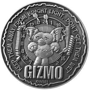 Gremlins Limited Edition Medal