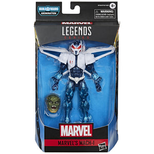 Avengers Video Game Marvel Legends - Mach 1 Action Figure