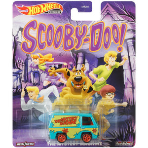 Hot Wheels Entertainment - The Mystery Machine Die Cast Collectable Car