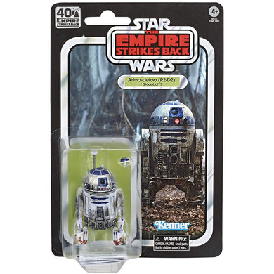 Star Wars Black Series 40th Ann. Empire Strikes Back - R2D2 6-Inch Scale Figure