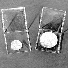 "SAFLIP PVC-Free Coin 2"" x 2"" Holders Pack of 50"