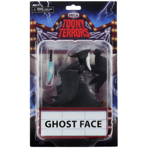 Toony Terrors S5 - Scream Ghost Face 6 inch Action Figure