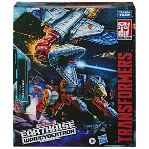 Transformers War for Cybertron Earthrise Commander Sky Lynx