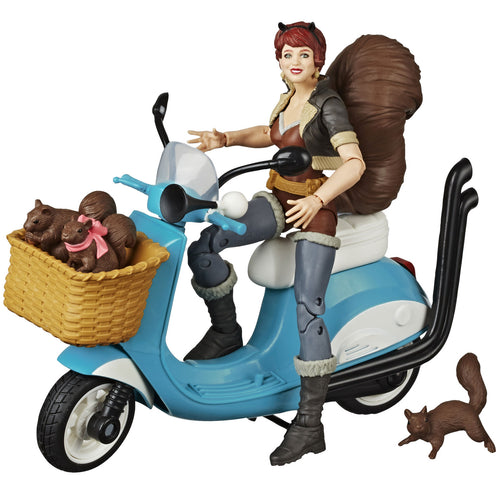 Marvel Legends Unbeatable Squirrel Girl 6-inch Action Figure