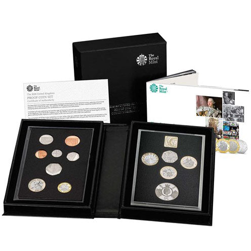 2020 UK Collector Proof Set