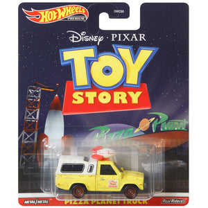 Hot Wheels Entertainment - Toy Story Pizza Planet Truck Die Cast Collectable Car