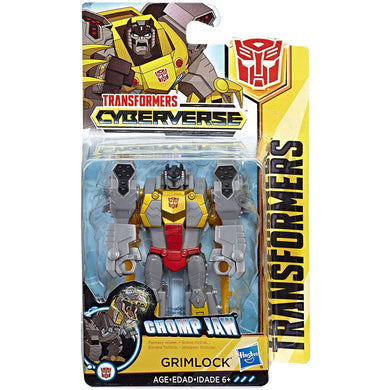 Transformers Cyberverse Scout Grimlock Action Figure