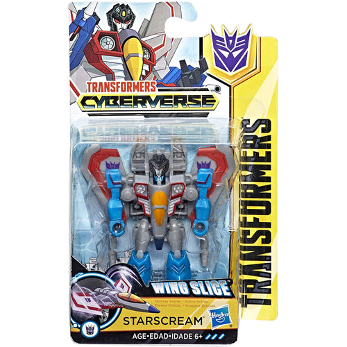 Transformers Cyberverse Scout Starscream Action Figure